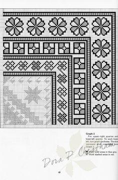 Gallery.ru / Фото #83 - Needlepoint Designs from Oriental Rugs - Dora2012