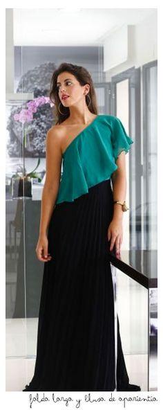 Otra estilo de falda, para ser una invitada perfecta! #boda #estilo #invitada #blog #bodaplín