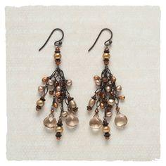 Shop Now! I found the Caramel Swirl Earrings at http://www.arhausjewels.com/product/ea367/earrings. $180.00 #arhausjewels #earrings.