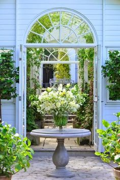 Spring Greens and Whites. .