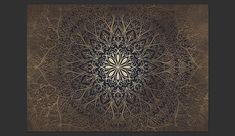 murando - Papier peint intissé 50x35 cm - Papier peint - Tableaux muraux - Déco - XXL - Ornament - Abstraction f-A-0491-a-b: Amazon.fr: Cuisine & Maison