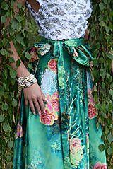 Sukne - sukňa FLOWER - 5888536_