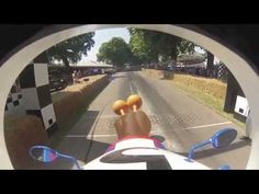 Turbo at the Goodwood Festival of Speed Car Up, Goodwood Festival Of Speed, Movie Props, David, Sculpture, Youtube, Sculptures, Sculpting, Statue