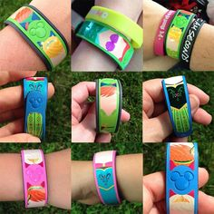 My Fantasy Bands - decorate your MagicBands with these decals