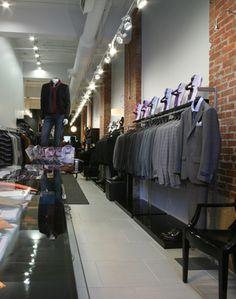 Clusier Habilleur - Vêtements pour hommes sur mesure - 432 Rue McGill