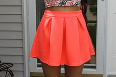 omqcray:  6ritish: i dont know if this well get notes but my birthday/mothers day outfit the crop top and skirt are from Bethany Mota's clothing line in Aeropostale  thanks for aileen for taking this picture for me   +