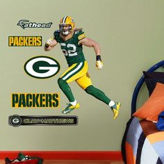 Fathead NFL Junior Wall Decal NFL Player: