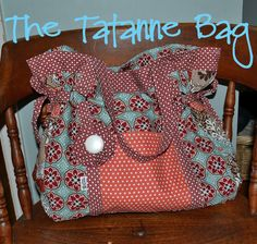 tatanne bag- my back to school bag