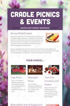 Cradle Picnics & Events