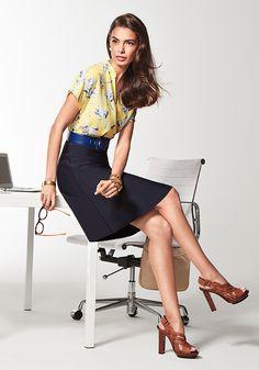 super comfy office wear Abbigliamento Da Ufficio 32c70c5aed71