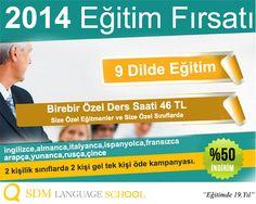 Kurs Kampanyaları Dil