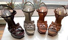 ysl tribute sandal | Yves Saint Laurent - Tribute Sandals and Tribtoo