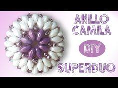 DIY ANILLO CAMILA SUPERDUO MIYUKI ♥ Qué cositas - YouTube
