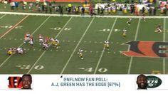 A.J. Green vs Revis Island? Antonio Brown vs Josh Norman?  Ike Taylor's best Week 1 matchups