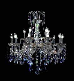 Aliexpress.com : Buy FREE SHIPPING Traditional D120CM K 9 crystal chandelier lighting with 34 lights in chrome plated B9209 120cm W x 150cm H from Reliable chandelier light suppliers on HK SUNWE LIGHTING CO., LTD.