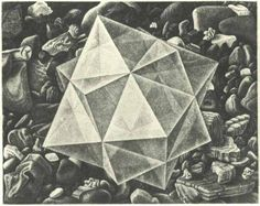 """""""Mucho antes de que el hombre existiera sobre la Tierra, crecían cristales en la corteza terrestre (…) Hay algo de estremecedor en las leyes que gobiernan las formaciones cristalinas. No son obra del espíritu humano. Son independientes de nosotros– 'existen' simplemente""""."""