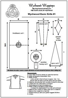 simple mens tunic sewing pattern - Google Search
