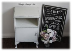 Beautiful Unique Shabby Chic French Louis by vintagecountrychic1