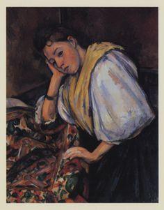 Paul Cezanne. Getty Museum, LA