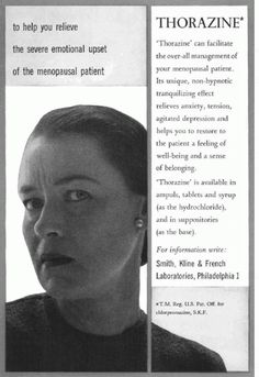 Psychiatric Drugs: A History in Ads
