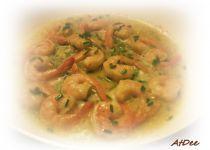 Krevetky lahodné chuti
