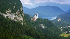 Ausflugsziele für den #Sommer: Die schönsten #Burgen und #Schlösser in Deutschland