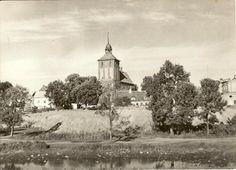 Kolorowy Świat Nessy: Z wizytą w przedwojenych Bartoszycach - Bartenstei...