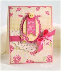 Card by Debbie Olson for Papertrey Ink (March 2012)