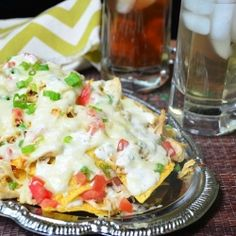 Chicken Ranch Nachos recipe - I will try this next, or die trying… this (next).