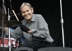 Levon Helm - Drums