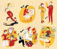 #paulboston #meiklejohn #illustration #digital #stylised #character