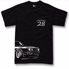 T-shirt for bmw e28 fans M5 520 525 M535 t-shirt + long sleeve  #SOLS #BasicTee