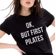 290a8c0b 11 Fun, Inspiring Graphic Tees That'll Make You More Even More Excited to Go  to the Gym