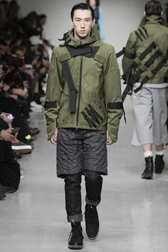 Christopher Raeburn 2017 Fall Winter Collection Runway Shows London Fashion Week Men's