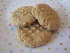 Peanut Butter Oatmeal Cookies on Weelicious