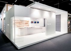 Mosa tiles exhibition stand