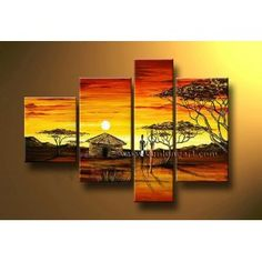 http://www.kunlongart.com/2051-2138-thickbox/african-village-landscape-sunrise-canvas-art-oil-paintings-klaa-0026.jpg