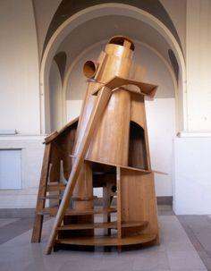 anthony caro child's tower room (1984) http://www.play-scapes.com/play-art/playable-sculpture/playscape-inspiration-from-anthony-caro/