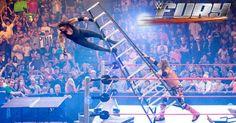 ¡Ve varias mesas rompiéndose al mismo tiempo con 15 movimientos de Undertaker, Edge, Bubby Ray Dudley, Jeff Hardy y más!
