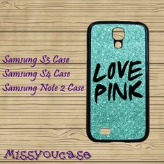 Samsung galaxy S3,Samsung galaxy S4,Samsung Galaxy Note2 Case,cute Samsung S3 Case,cute Samsung S4 Case,love pink,cool Samsung S4 case. by Missyoucase, $14.95