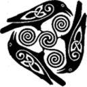 raven + spiral