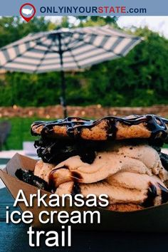 This Mouthwatering Ice Cream Trail In Arkansas Is All You've Ever Dreamed Of And Arkansas Usa, Little Rock Arkansas, Fayetteville Arkansas, Arkansas Vacations, Family Vacations, Family Travel, Great Buildings And Structures, Modern Buildings, Road Trip Destinations