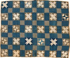 Civil War Quilts: Stars in a Time Warp 38: Black, Gray and Asian-Style Design