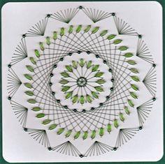 Emelie's Design Card Stitching Pattern - ED032