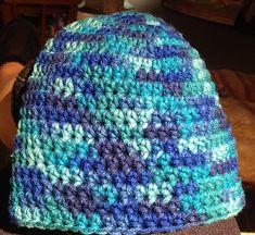 e4a034b6b Cross-Stitched Cutie Baby Hat- Free Pattern | children's hats ...