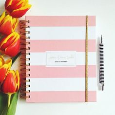 Pastel pink - perfect for spring!  personalized 2016/17 planners in pastel colors  Add your name or even a logo!  you can order it on my Etsy. Info in my bio  shipping worldwide! #lady2 #design #stationery #madetoplan #planner #planning #planneraddict #plannerlove #elegant #style #calendar #gift #art #artist #polishgirl #poland #warsaw #polishboy #custom #journal #model #fashionblogger #instagood #instadaily #photooftheday #2016planner