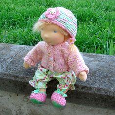waldorf baby doll Greta