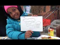Hurricane Healing -- Art heals children dealing with Hurricane Sandy trauma.