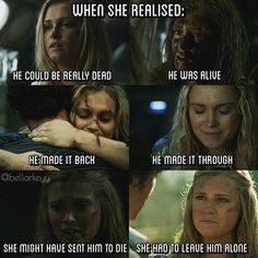 Season 2: when she realised...