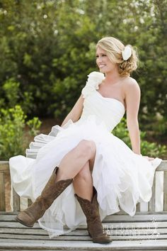 i really like this dress and boots!!